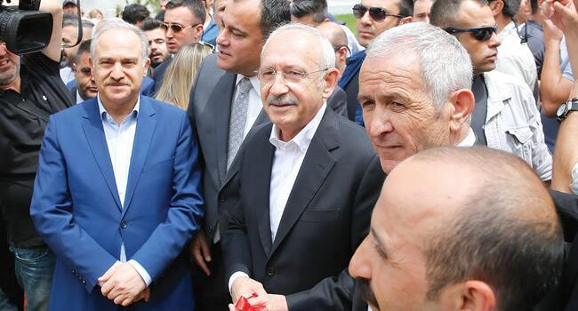 Coup bid attack on republic: CHP