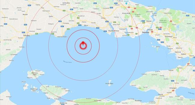 5.8-magnitude earthquake jolts Turkish metropolis Istanbul