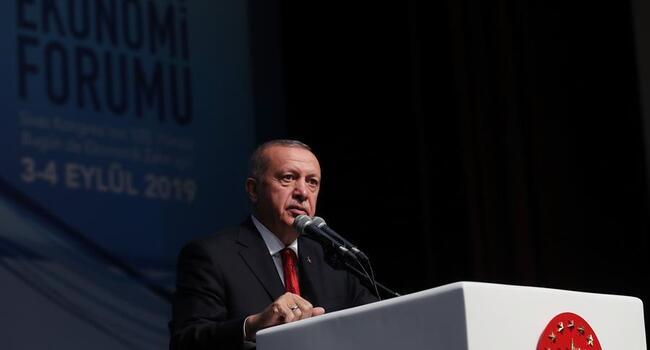 Worlds inaction prompted Syria move: Erdoğan