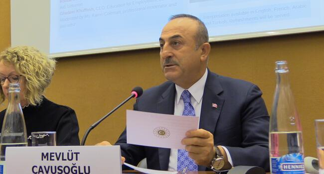 Turkey urges 'more equal burden sharing' on refugees
