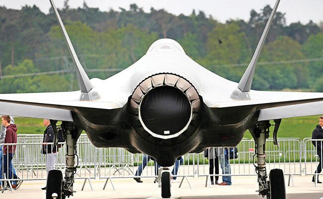 Lockheed resumes F-35 jet deliveries to Pentagon - Latest News