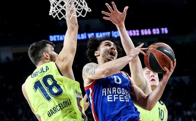 Anadolu Efes loses in EuroLeague playoffs