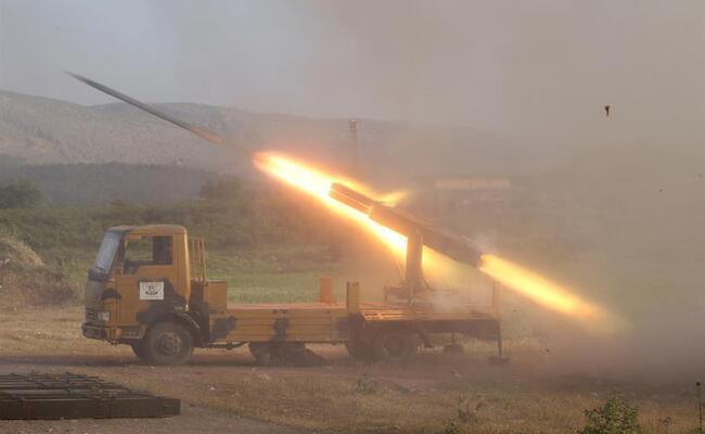 Syrian regime hits area near Turkish observation point