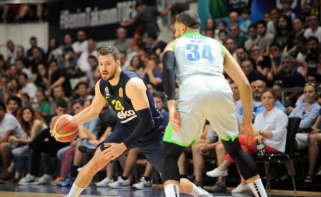 Fenerbahçe Beko advances to Turkish league finals