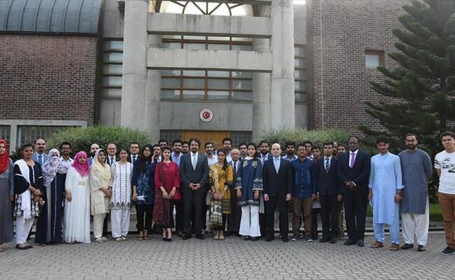 Turkey grants scholarships to 114 Pakistani students