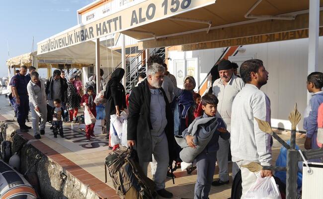 Over 34,000 irregular migrants held in Istanbul
