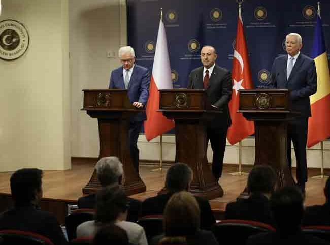 Turkey understands NATOs concern on Russian S-400s