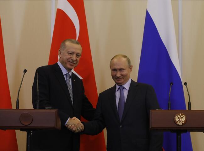 Turkey, Russia agree on new Syria accord