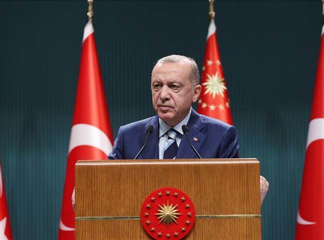 Turkey to ratify Paris Agreement by Glasgow summit in November: Erdoğan