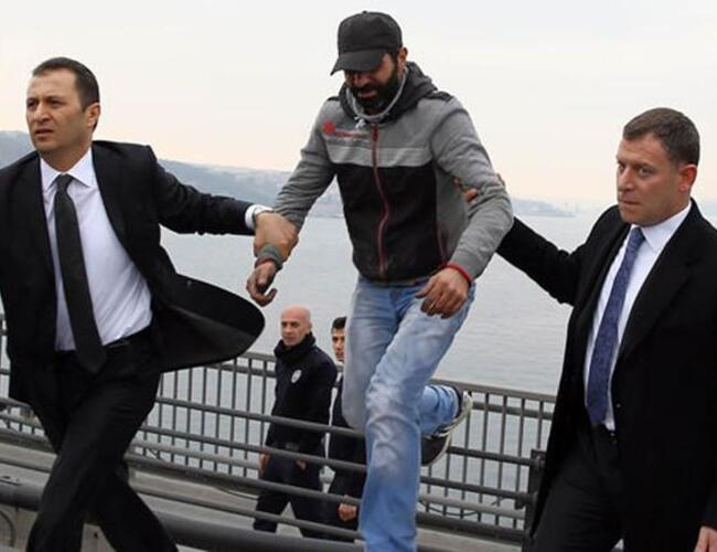 Man whose suicide was prevented by Erdoğan commits murder