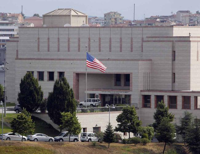 Image result for US suspends non-immigrant visa services in Turkey