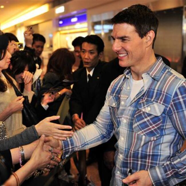 Mission Impossible Ghost Protocol Stars Promote New Movie