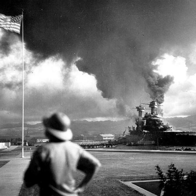 pearl harbor a turning point in A turning point in american history december support of some historians' view that the white house was well aware of the planned attack upon pearl harbor, but.