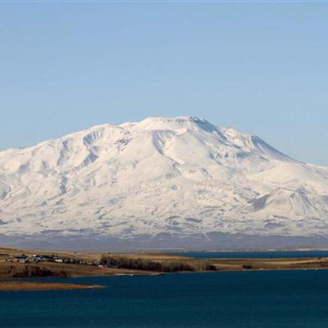 Winter scenes from Turkey