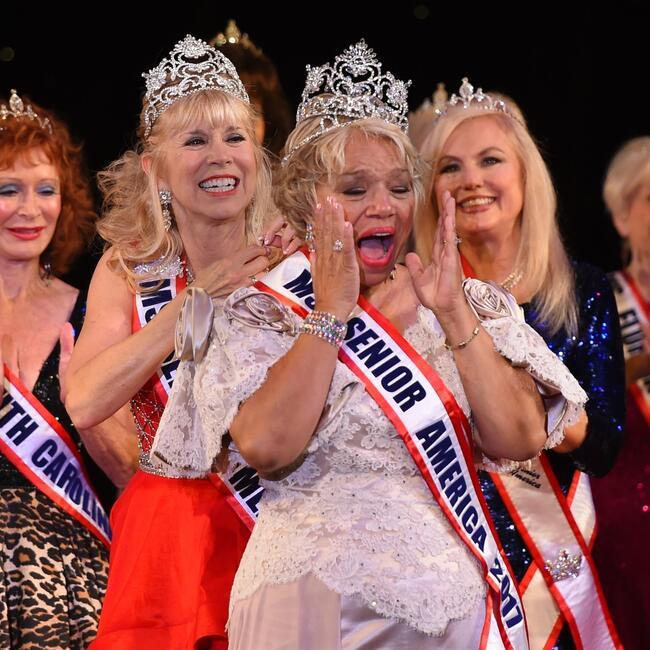 Pageant Women