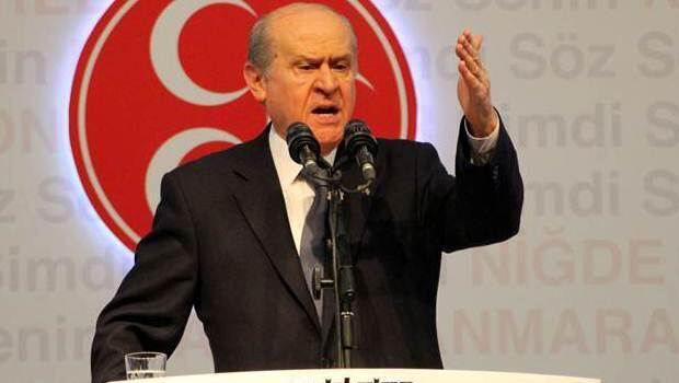 Bahçeli'den yeni yıl mesajında 'Atatürk' tepkisi