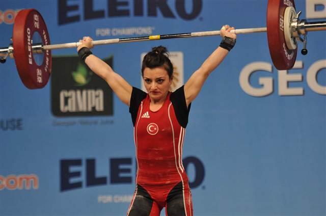 avrupa halter Şampiyonası nda 3 altın birden spor haberleri