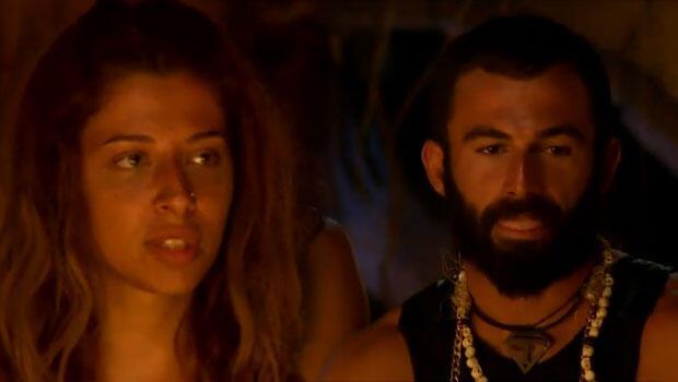Survivor'da Begüm, Turabi'yi yerin dibine soktu