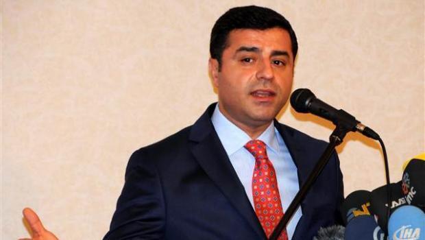 Selahattin Demirtaş'tan AK Parti'ye '2023' çağrısı