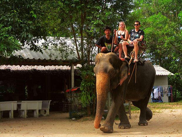 Tayland, Khao-Lak - Dünya üzerinde bir cennet