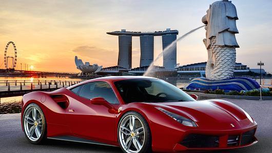 Ferrarinin Yeni Modeli Fiyatıyla Dikkat çekiyor Sondakika Ekonomi