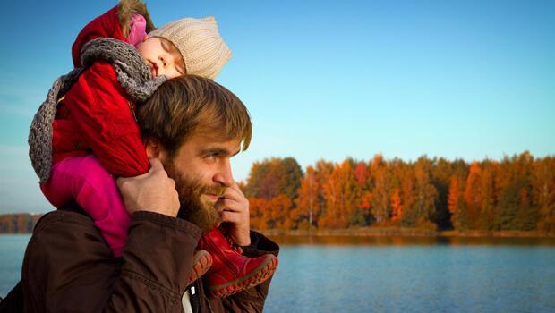 Ev ve iş babası olanlar daha mutlu