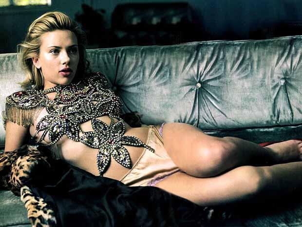 Scarlett Johansson'ın sırları