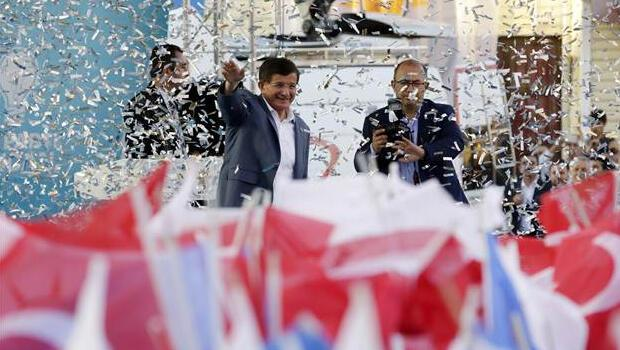 Başbakan Ahmet Davutoğlu Ankara'da konuştu
