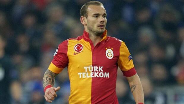 Sneijder'in menajeri konuştu