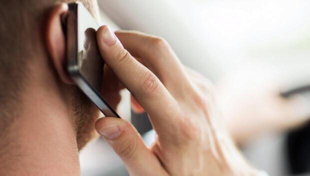 Telefon ilk çaldığında sakın açmayın!