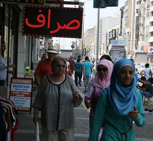 Suriyenin 15inci kenti: Basmane