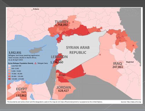 İşte 3 yıl sonunda Türkiyedeki Suriyelilerin durumu