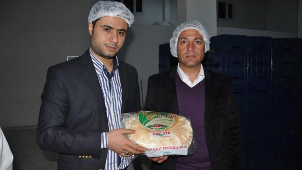 Suriyelilere Tayyib ekmeği