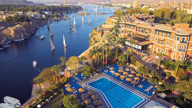 Nil'in kıyısında tanrılarla 4 gün