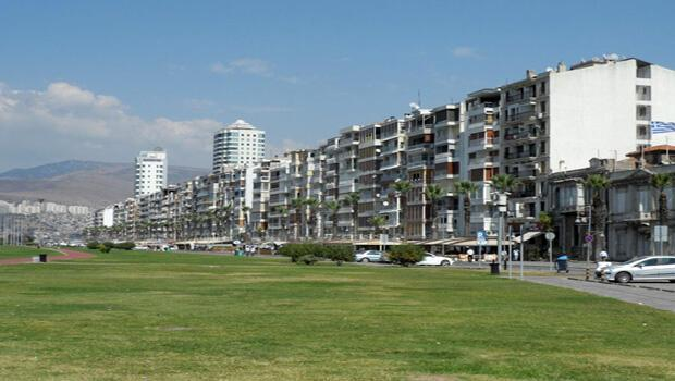 İzmir'de emlak piyasasına bahar hareketliliği