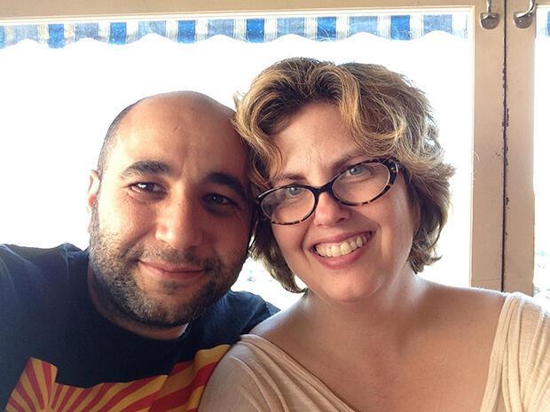 Kanserin son evresindeki Ann Ercan, hastanede kemoterapi yerine, evinde sevdikleriyle olmayı seçti