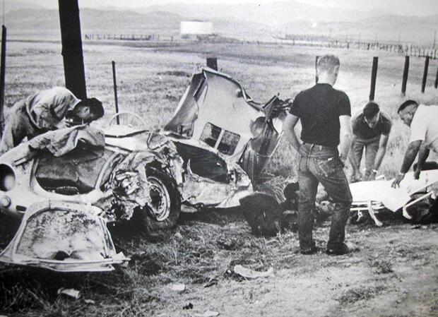 James Deanin kaza yaptığı lanetli Porsche'nin sır perdesi kalkıyor