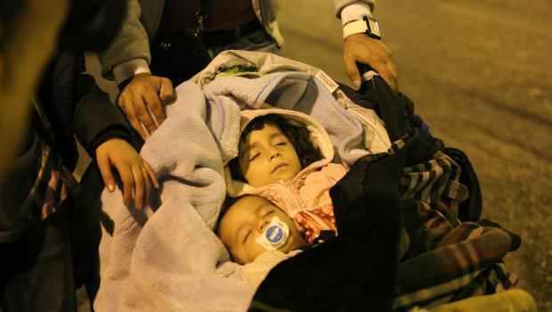 TEMde durdurulan Suriyeliler kamplara geri gönderiliyor