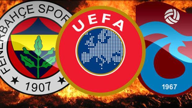 UEFA Temyiz Kurulu'ndan Fenerbahçe'ye ret!