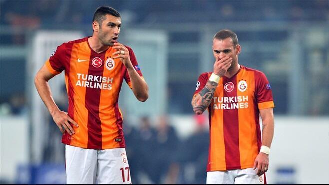 Galatasaray teklifleri açıkladı! Burak ve Sneijder...