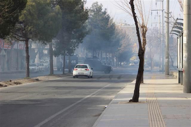 Diyarbakır daki protesto gösterisinde olay çıktı Bir ölü