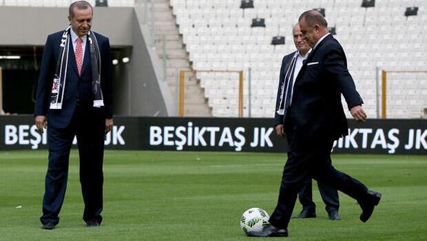 Fatih Terim: Beşiktaş'a yakıştı