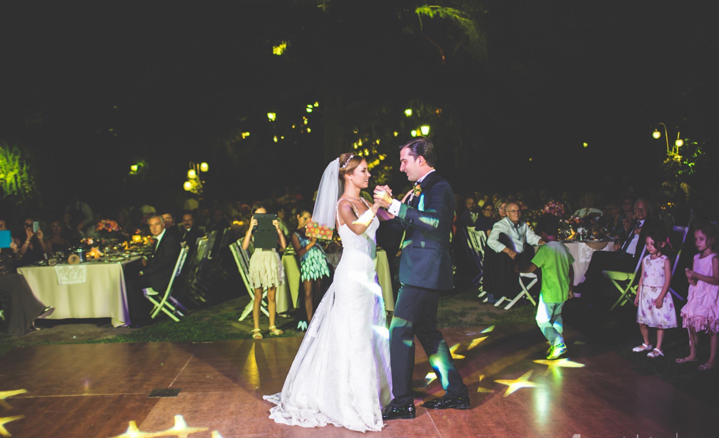 Düğün dansı için müzik - nasıl seçilir