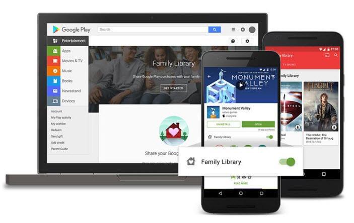 Google Play'de yeni dönem başlıyor