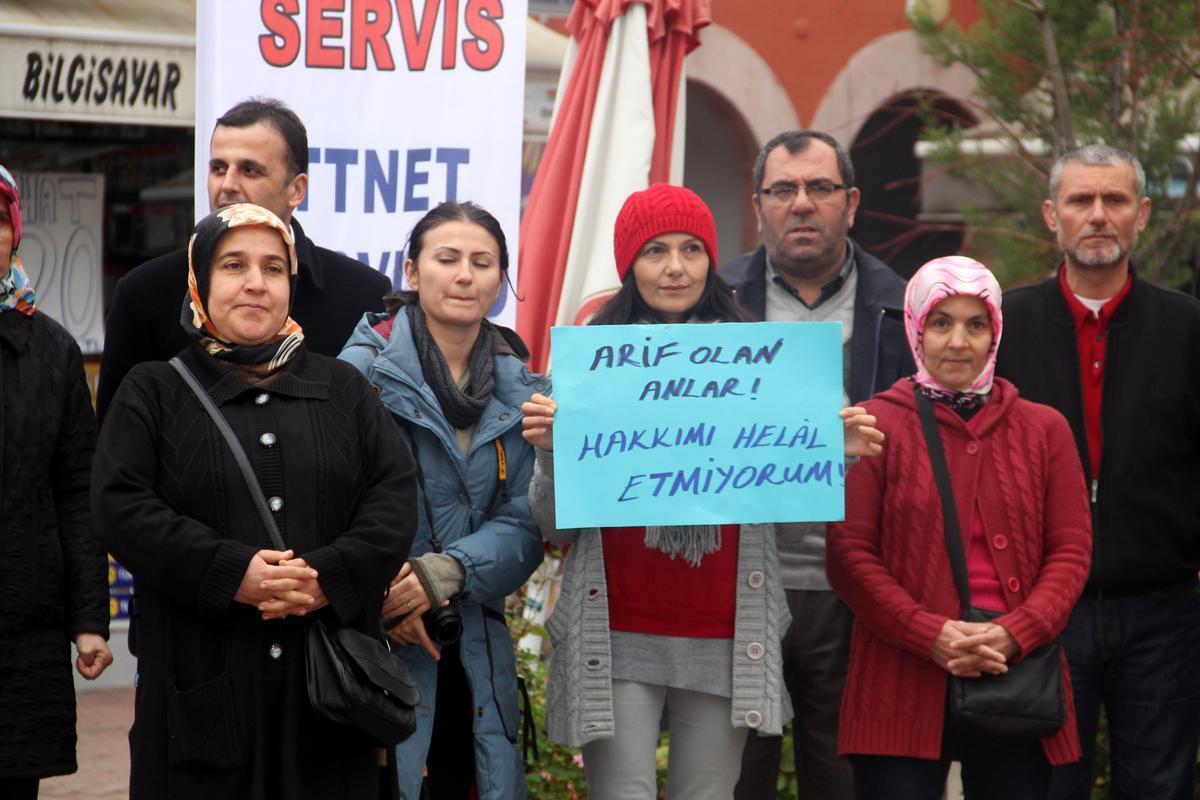 IŞİD sanığı, AK Partili Fatma Şahinle toplantı yaptıklarını iddia etti 26