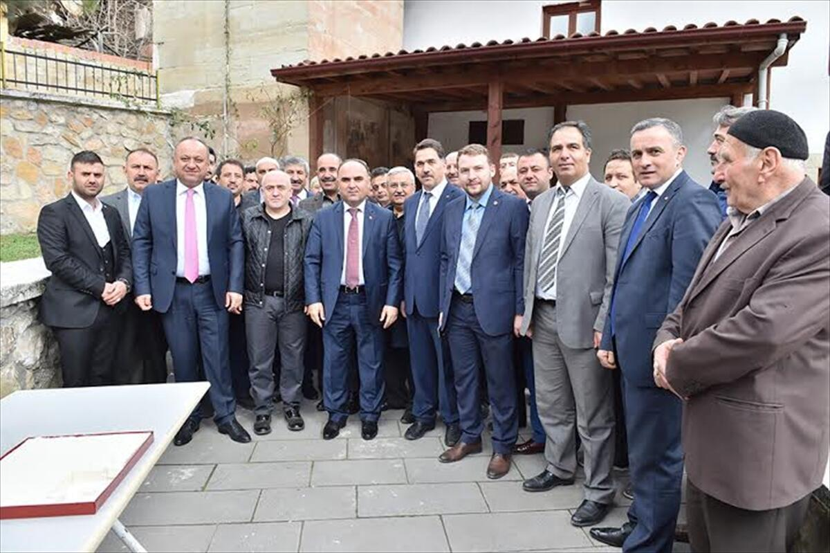 IŞİD sanığı, AK Partili Fatma Şahinle toplantı yaptıklarını iddia etti 64