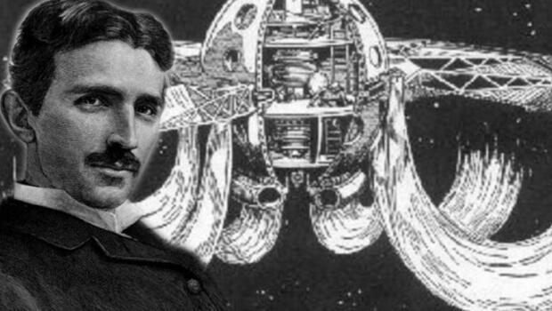 Tesla, 120 yıl önce Drone fikrini bulmuş