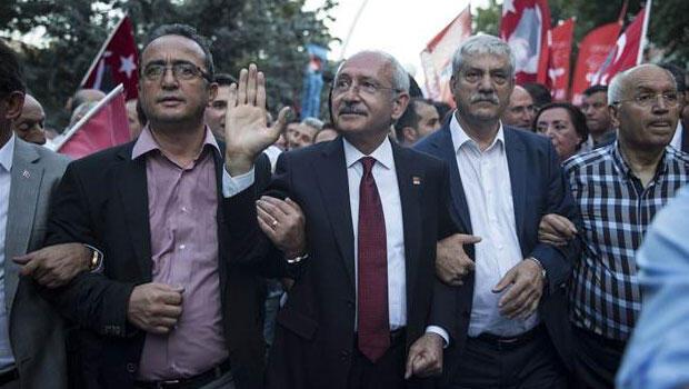 Kılıçdaroğlu: Birilerinin heveslerine asla ve asla Türkiye'yi mahkum ettirmeyeceğiz