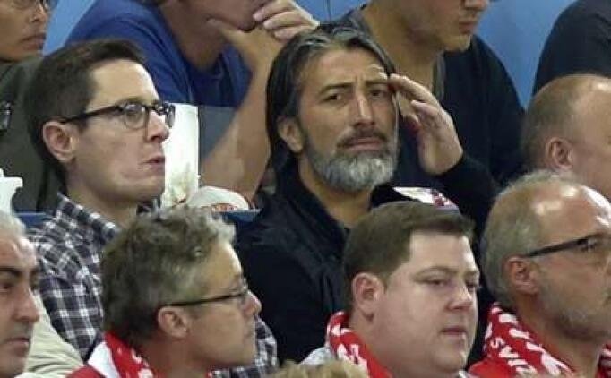 Murat Yakın'ın sakalı İsviçre'de olay oldu!