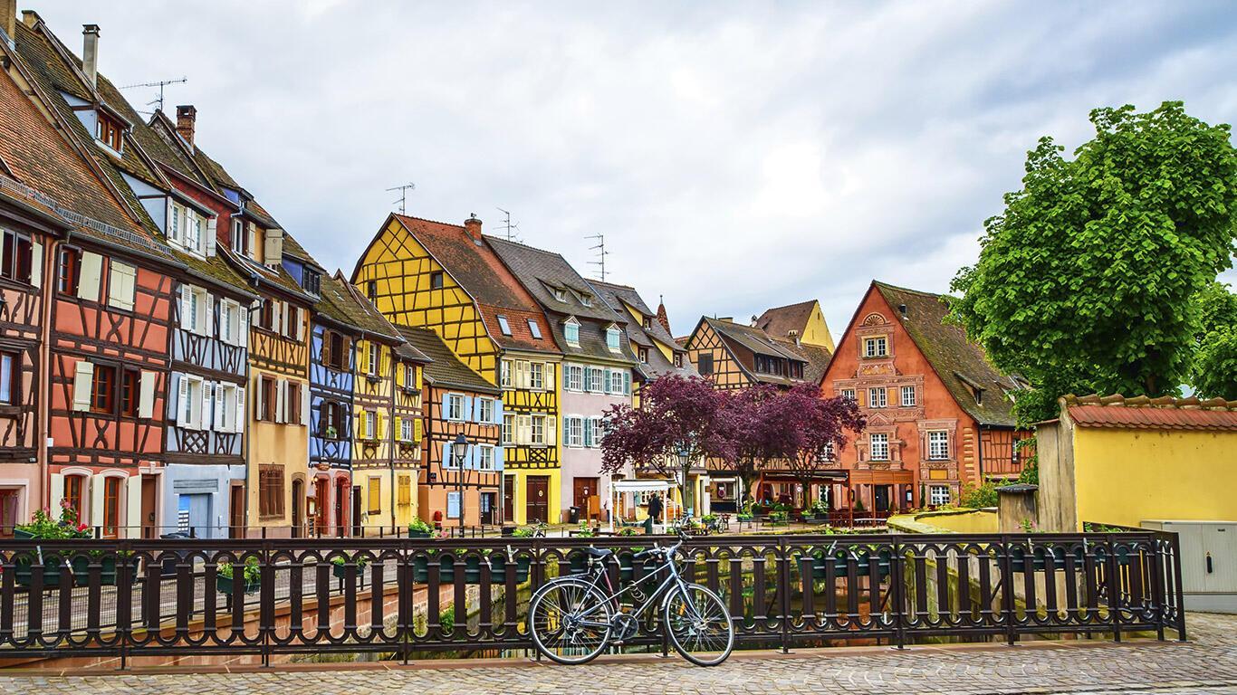 Fransa'nın masal diyarı: Colmar
